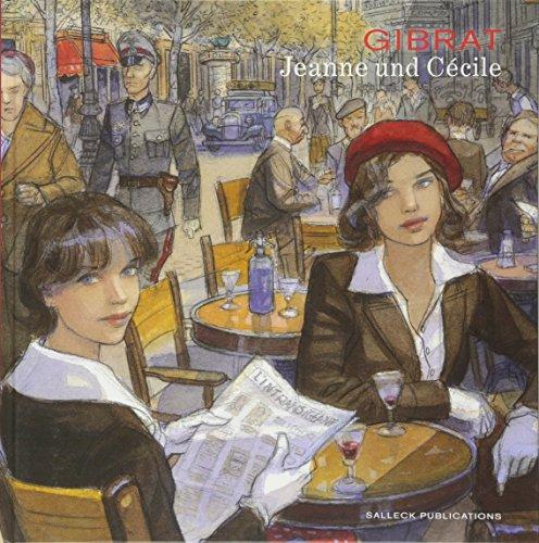 Gibrat Artbook: Cécile und Jeanne