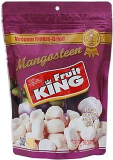Fruity King, Mangosteen Dried, Crispy, 50 g