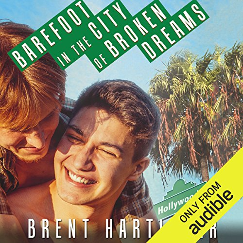 Barefoot in the City of Broken Dreams audiobook cover art