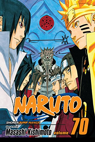 Naruto, Vol. 70: Naruto and the Sage of Six Paths (Naruto Graphic Novel) (English Edition)