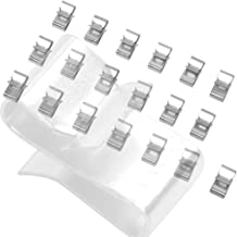 ELITEWILL Trailer Wire Clips Organize Hide Protect Wiring to Frame 25pc
