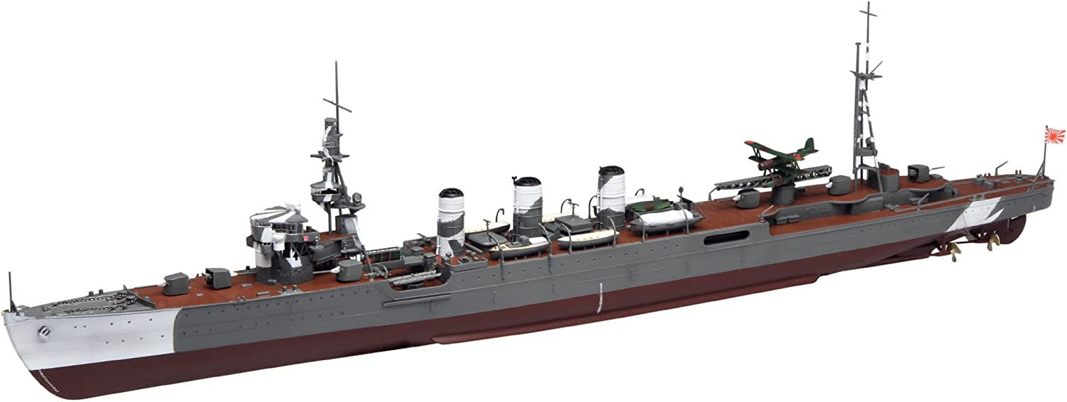 Venta barata 1 350 Ironclad [steel warship] warship] warship] Light Cruiser Tama 1944 (japan import)  contador genuino