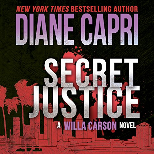 Secret Justice audiobook cover art