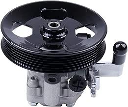 ECCPP 21-5449 Power Steering Pump Power Assist Pump Fit for 2005-2009 Hyundai Tucson, 2005-2010 Kia Sportage