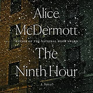 The Ninth Hour audiobook cover art