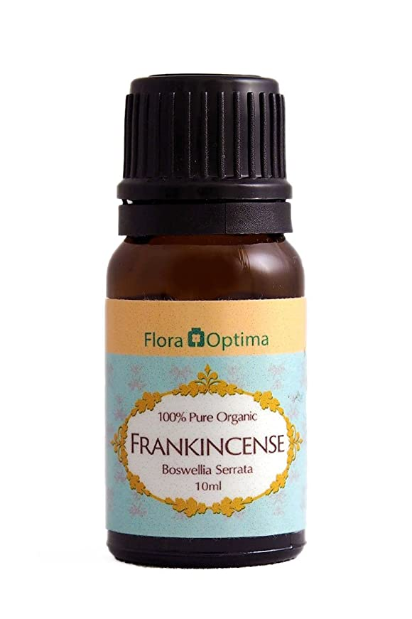 正当化するログ貝殻オーガニック?フランキンセンスオイル(Frankincense Oil) - 10ml -