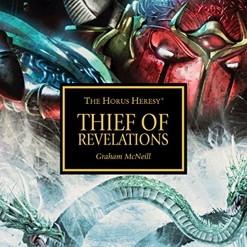 Thief of Revelations Titelbild