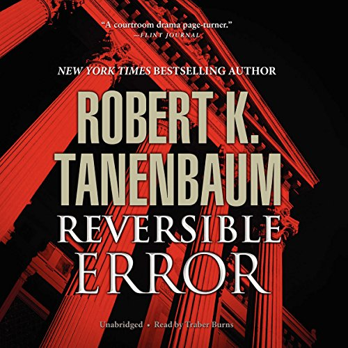 Reversible Error audiobook cover art