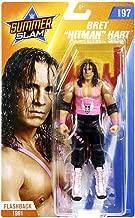 WWE SummerSlam Bret Hitman Hart Action Figure