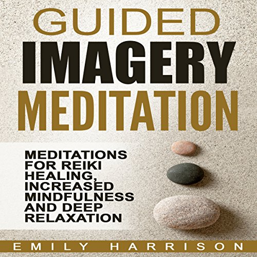 Guided Imagery Meditation audiobook cover art