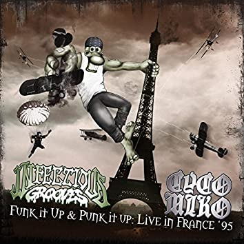 Funk It Up & Punk It Up: Live in France '95