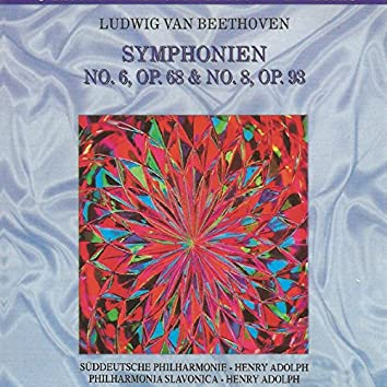 Ludwig Van Beethoven - Symphonien No. 6, No. 8
