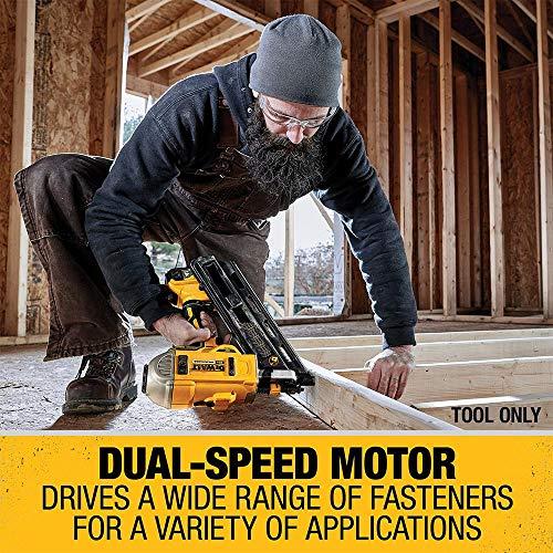 DeWalt DCN692B 20V MAX XR Brushless 2 Speed Nailer (Tool Only)