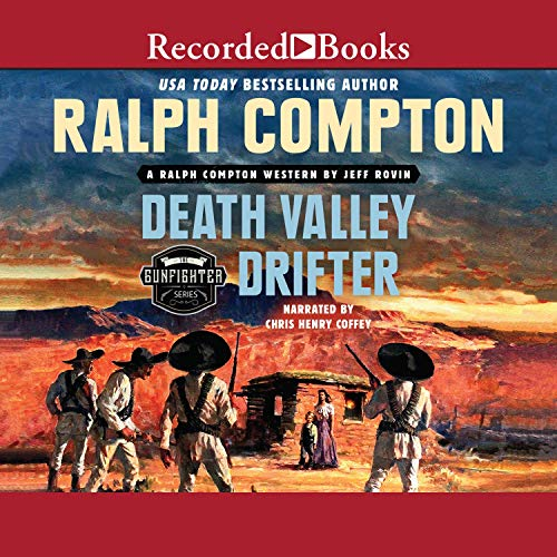 Death Valley Drifter  By  cover art
