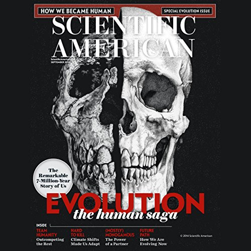 Scientific American, September 2014 cover art