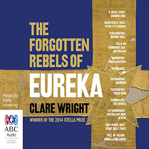 The Forgotten Rebels of Eureka audiobook cover art