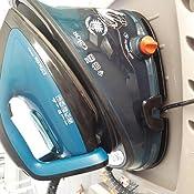 Calor GV6839C0 Centrale Vapeur Haute Pression Effectis Anti-Calc 6,5 bars Sans R/églages Effet Pressing jusqu/'/à 290g//min G/én/érateur Repassage Noir et Vert