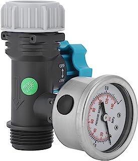 Quick Response Drukregelaar Waterdrukregelaar 8.5x5cm Waterdrukregelaar Drukregelaar Waterdrukklep voor tuin