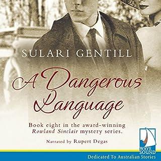 A Dangerous Language cover art