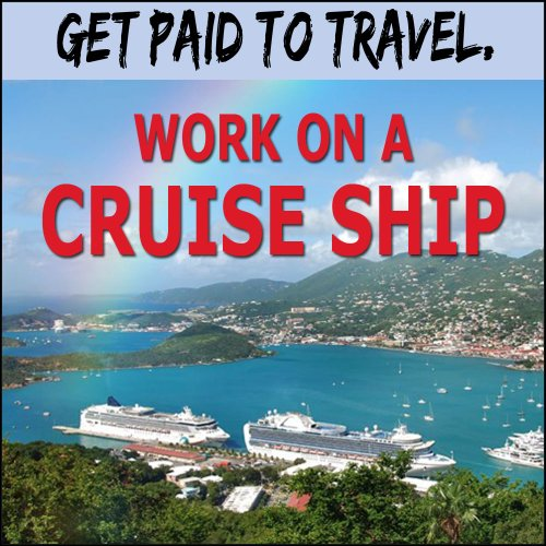 How To Get A Job On Board Cruise Ships (English Edition)