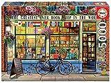 Educa-La Mejor Librería del Mundo Puzzle, 5000 Piezas, Multicolor (18583)