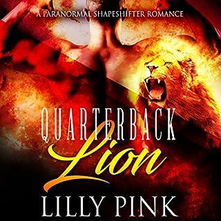 Quarterback Lion audiobook cover art