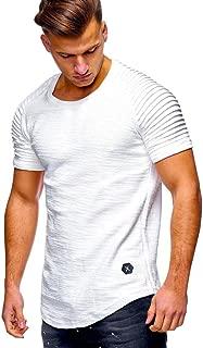 YaYang Maglietta Sportiva a Compressione Superhero Tee Top Captain Cosplay Costume da Corsa a Maniche Corte T-Shirt con Stampa 3D per Uomo