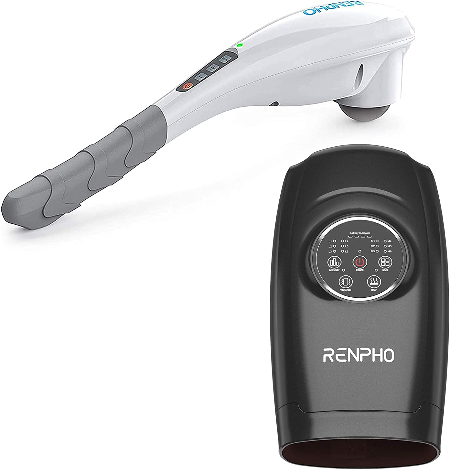 trend rank Hand Massager with famous Heat RENPHO w Machine Cordless