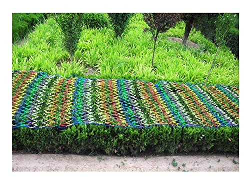 Buy Bargain WZHONG Kids Protection Netting,Child Safety Balcony Garden Decor Nylon Rope Net Fence Me...