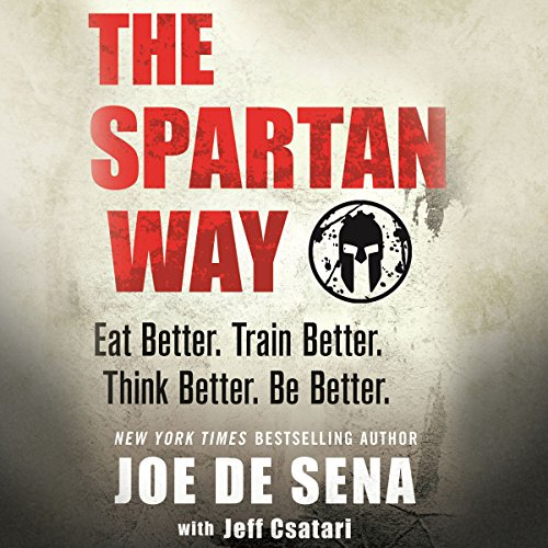 The Spartan Way audiobook cover art