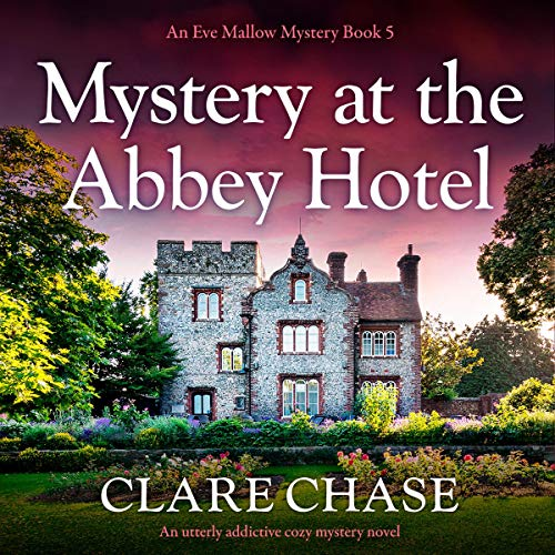 Mystery at the Abbey Hotel cover art