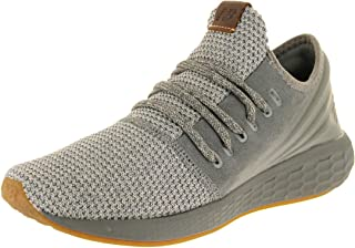 New Balance Men's Fresh Foam Cruz v2 Decon Sedona Sage/Stone Grey Running Shoe 10.5 Men US