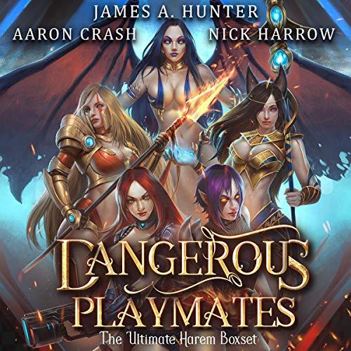 Dangerous Playmates: The Ultimate Harem Boxset