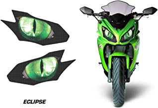 KETABAO 17 Wheel Rim Decals Stickers Stripes For Kawasaki ZX6R ZX636R ZX6RR Ninja 650R ER6F ER6N Vulcan Aqua
