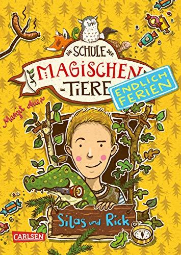 Die Schule der magischen Tiere – Endlich Ferien 2: Silas und Rick (2)