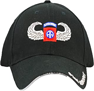 United States 82nd Airborne Hat for Men, Women, Veterans Military Collectibles