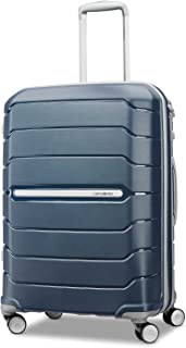 Freeform Expandable Hardside Luggage with Double Spinner Wheels