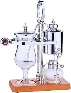 Siphon pour machine à café belge - Argent