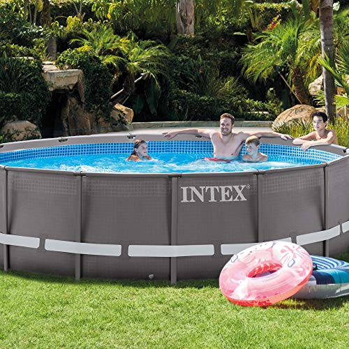 Intex ultra frame pool 14x42 Review
