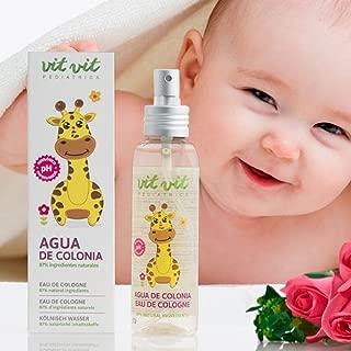 Genérico - Agua de colonia sin alcohol para niños