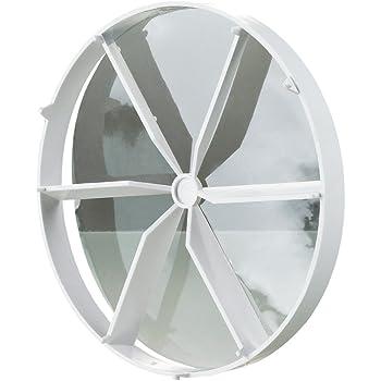 /Ø 100 mm Flexrohrverbinder mit R/ückschlagklappe Edelstahl L/üftung