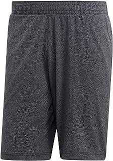 Medium - TennisExpress adidas Men`s MatchCode 7 Inch Tennis Short White and Night Metallic