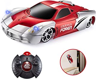 Remote Control Car for Boys, Rc Car Toys with Dual Mode 360°Rotating Stunt Rechargeable Race Climbing Car with Led Lights, Ideal Xmas Birthday Gifts for Kids Girls 3,4,5,6,7-16 Years Old
