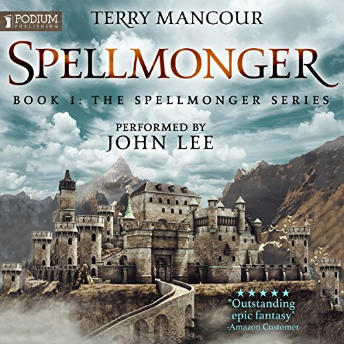 Spellmonger cover art