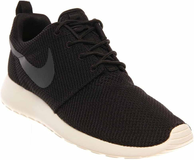 Nike Roshe Run Mens Running shoes sz 11.5 Black Anthracite-sail