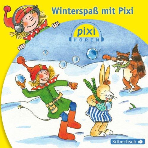 Winterspaß mit Pixi audiobook cover art