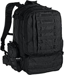 Voodoo Tactical Tobago Cargo Backpack / Pack in Black #15-15-7866 Black