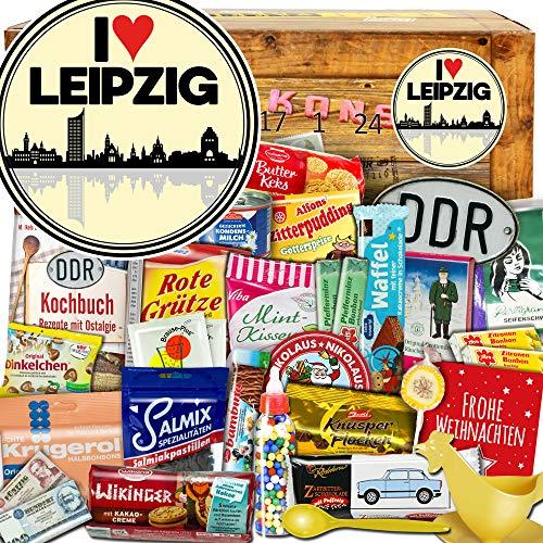 I love Leipzig / Advent Kalender DDR / Weihnachtskalender Ideen für Frauen
