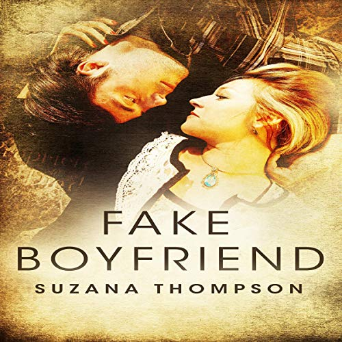 Fake Boyfriend audiobook cover art