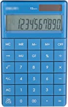 $32 » ZZL Multifunction Standard Function Electronics Calculator Electronic Calculator with 12 Digit Large Display, Solar Batter...